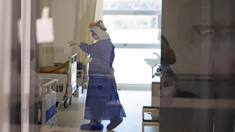 Alerta: Alcanza Morelia ocupación hospitalaria COVID-19 del 96%