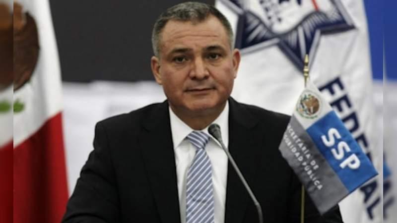 SSPC asegura que García Luna participó en contratos excesivos de penales privados