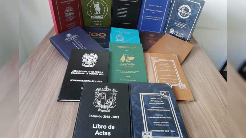Enero fecha límite para entrega de libros de actas de Cabildo: Secretaría de Gobierno