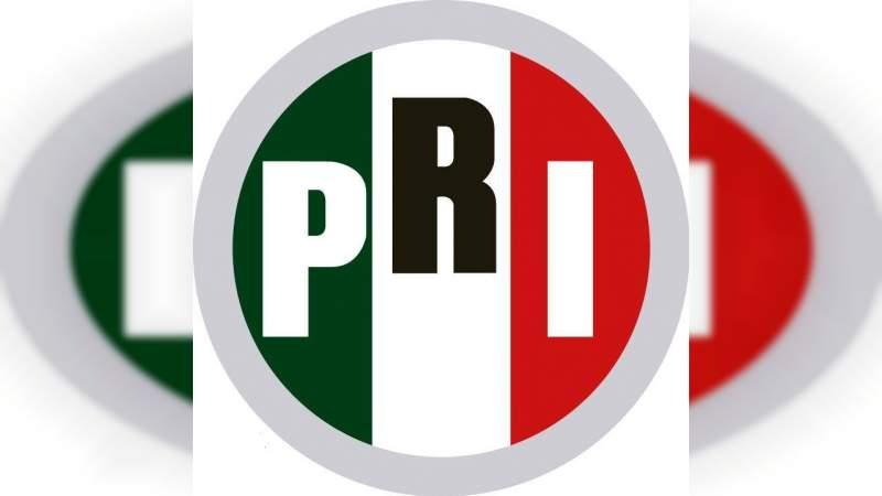Lanza PRI convocatoria para registro a alcaldías en candidatura común y exclusivo al tricolor