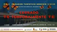 Por coronavirus, cierran Santuario de la Mariposa Monarca en Senguio, Michoacán