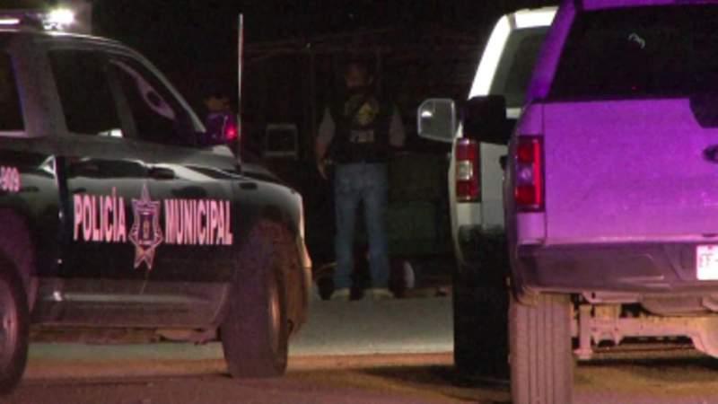 Persecución y balacera en Ocampo deja dos heridos