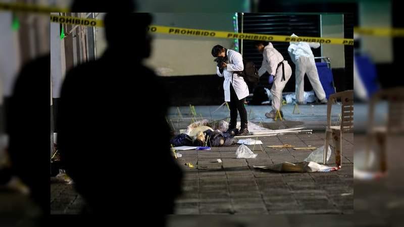 En menos de doce horas asesinan a 4 personas en Zamora, entre ellas una mujer
