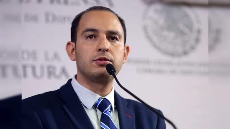 """Marko Cortés: """"Gobiernos del PAN comenzarán trámites para adquirir las vacunas anticovid"""""""
