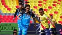 El Atlético Morelia le pegó 1- 0 al campeón Tampico, en el estadio Morelos