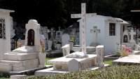 Panteón Municipal con lista de espera para servicios de cremación
