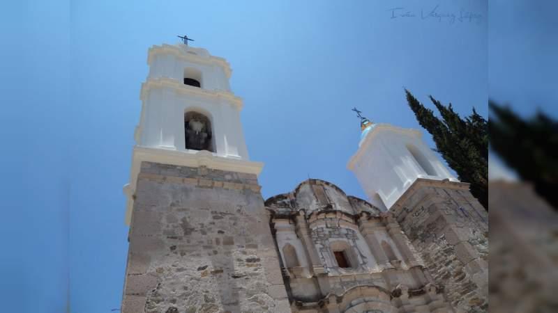 Santa Magdalena Jicotlán, el municipio menos poblado y libre de Covid-19 en México