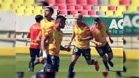 Con angustias, pero el Atlético Morelia se impuso a Correcaminos y es líder de la Liga de Expansión