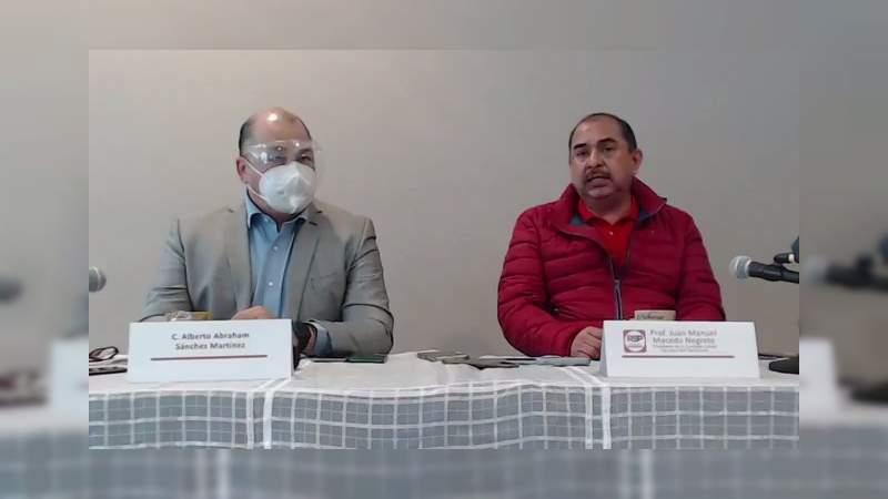 Presenta RSP a Alberto Abraham Sánchez Martínez, como precandidato a la  gubernatura - Noventa Grados - Noticias de México y el Mundo