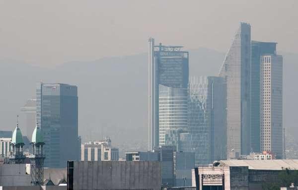 Activan contingencia ambiental en el primer d a del hoy no for Espectaculos del dia de hoy en mexico