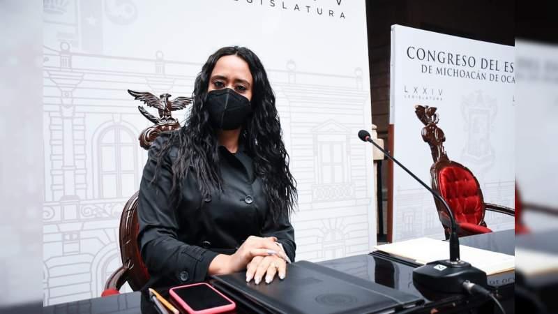 Titular de la SEE comparecerá ante la Comisión de Educación: Tere Mora
