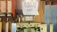 Comienza a aumentar el precio del kilo de tortillas en Uruapan, Michoacán
