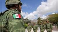 Este viernes se celebra el 108 aniversario del Ejército Mexicano