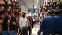 Bajas ventas en el Mercado de Dulces de Morelia