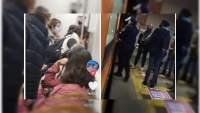 Denuncian a conductor del Metro de la Linea 12 por presuntamente tener relaciones sexuales en la cabina
