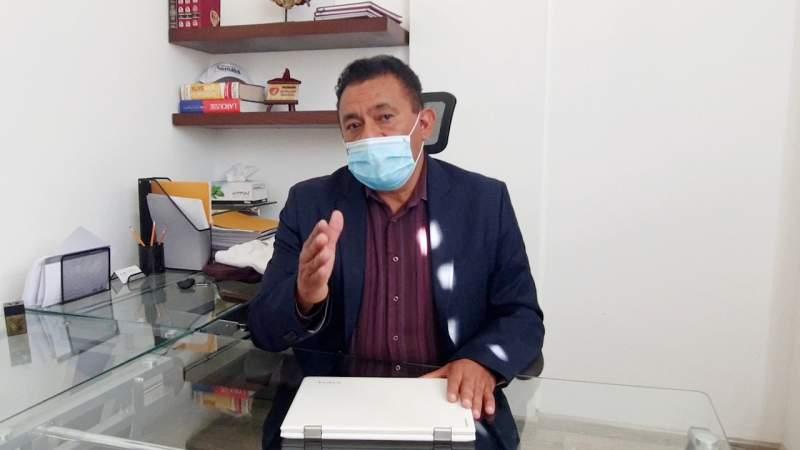 1 de cada 20 vacunas contra el covid-19 para adultos mayores en México llegaron a Michoacán: Fermín Bernabé Bahena
