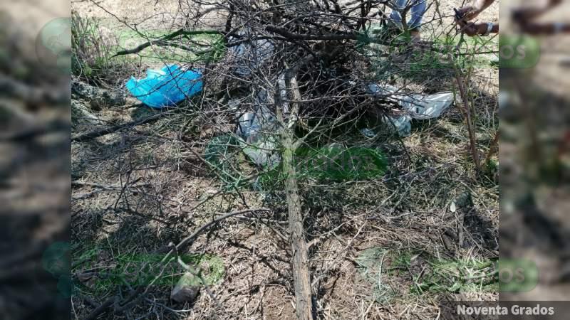 Identifican a decapitado de Tangamandapio, Michoacán