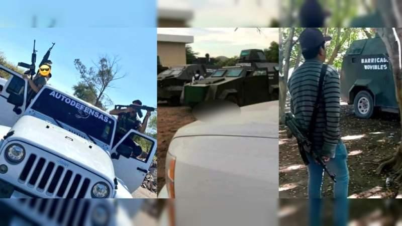 Autodefensas renacen de la mano del crimen organizado en Michoacán, a 8 años de su surgimiento