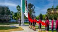 La bandera mexicana, emblema de identidad nacional: UMSNH