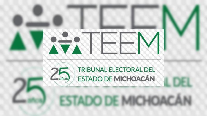 TEEM resuelve quejas presentadas contra ayuntamientos de Hidalgo, Venustiano Carranza y Tanhuato