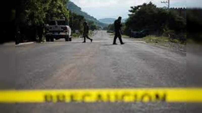 Asesinan en Aquila a Chuy Playas, histórico líder delincuencial en Michoacán