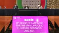 Gobierno, partidos y órganos electorales pactan acuerdo para buen desarrollo del proceso electoral