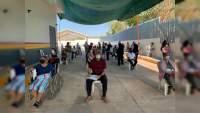 Continúa aplicación de vacunas Pfizer en Michoacán