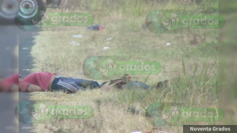 Ejecución múltiple en Michoacán; ahora en Zamora dejan 5 cuerpos