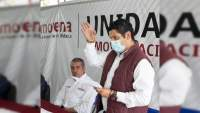 Proyecto de luminaria en Morelia, ejemplo de eficiencia y austeridad: Toño Madriz