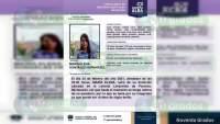 Desaparece joven mujer en Paracho y sus familiares bloquean la carretera