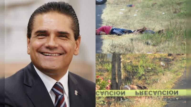 Suman 181 asesinatos en Michoacán en febrero: Un homicidio cada 3.5 horas