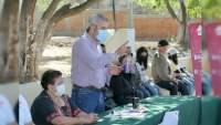 Participación ciudadana, garantía de desarrollo en colonias de Morelia: Alfredo Ramírez