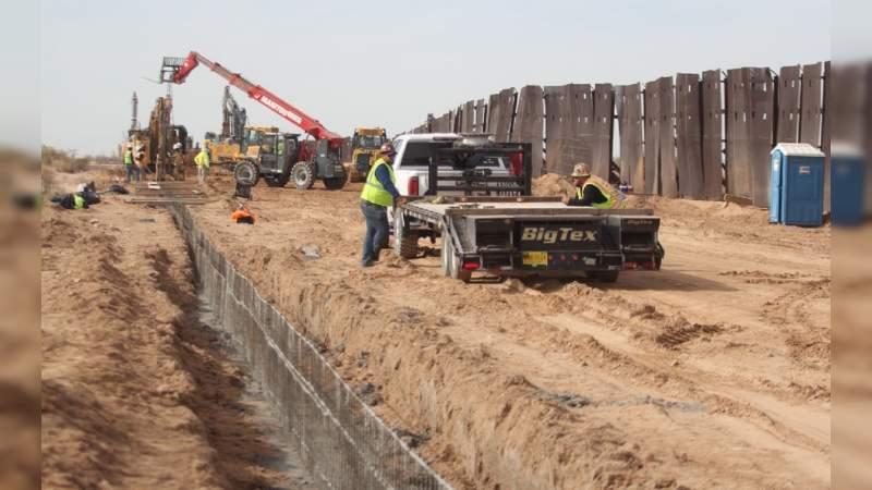 Construcción del muro fronterizo ahuyentó al 50% de las especies animales