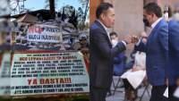 Pobladores de Ario suman 6 meses en armas contra el crimen: Ni el gobernador ni su candidato hicieron algo desde entonces