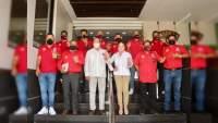 """Mineros respaldan proyecto de Godoy: """"el sector va con la 4T"""""""