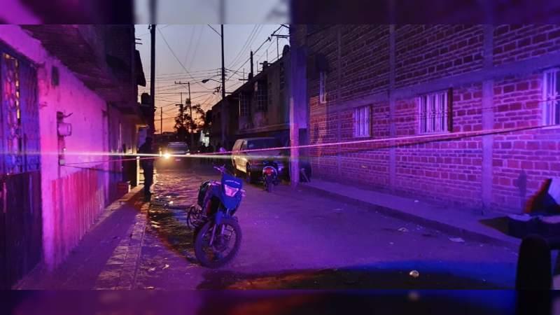 Ataque a tiros en Zamora, Michoacán deja una muerta y un herido