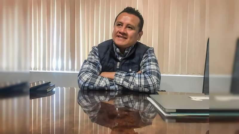 Los jóvenes, motor de la 4T en Morelia: Torres Piña