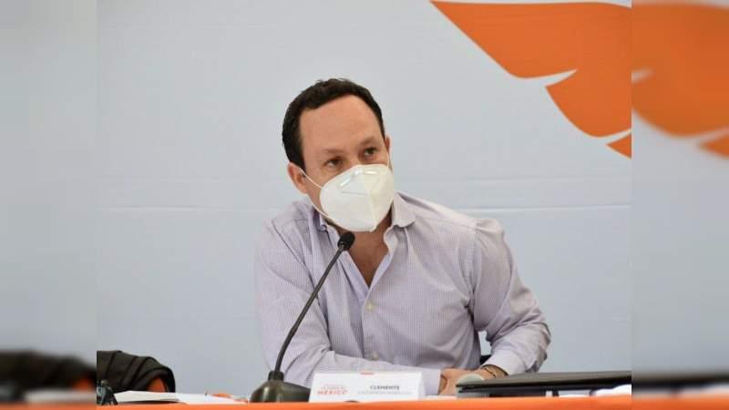 """Movimiento Ciudadano: """"Quitar candidatura a Salgado Macedonio solo es una simulación de Morena"""""""