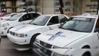 """A la """"brava"""" taxistas de Apatzingán aumentan sus tarifas"""