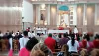 El grito de dolor de Jesús sigue resonando en Colinas y Valles: Obispo de Apatzingán