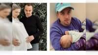 """El actor Frankie Muniz """"Malcolm"""" se estrena como papá de un niño"""