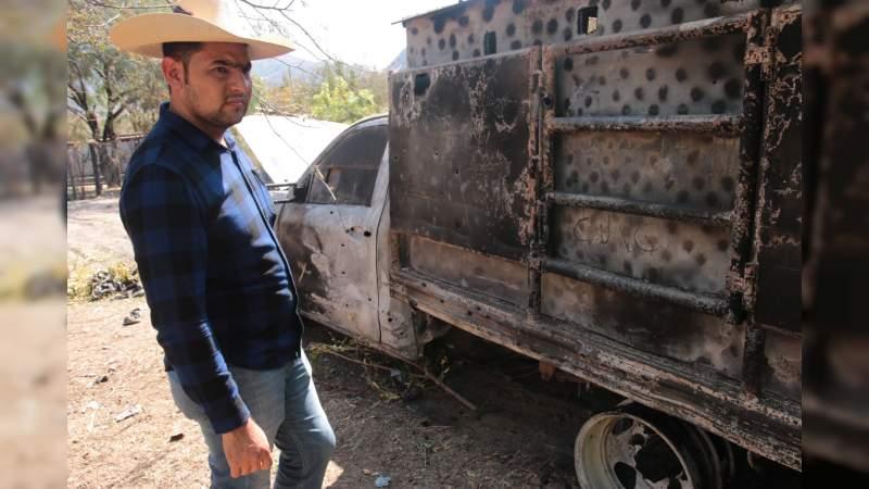 Candidato de Morena en Huetamo, uno de los más buscados por la DEA