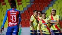 El Atlético Morelia se impuso al Tapatío sin despeinarse y recobró el liderato del torneo