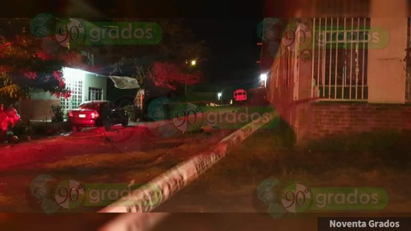 Asesinan a mujer embarazada en Jacona, Michoacán