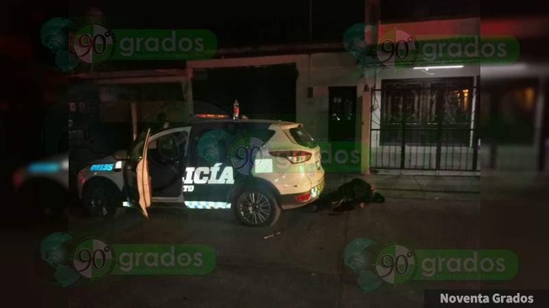 Enfrentamiento deja cuatro muertos en Irapuato, Guanajuato; dos son policías