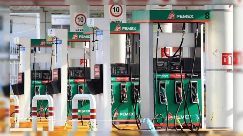 Alcanza el precio de la gasolina en México cifras históricas, se ubica en los 25.50 por litro