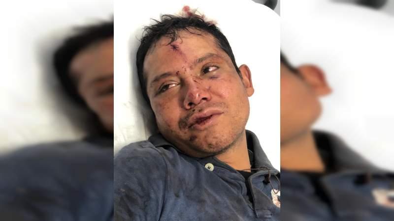 Ayuda a localizar a sus familiares, esta delicado de salud en hospital regional de Uruapan