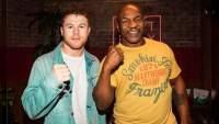 """Mike Tyson: """"Canelo tiene que dejar de escoger a sus rivales"""""""