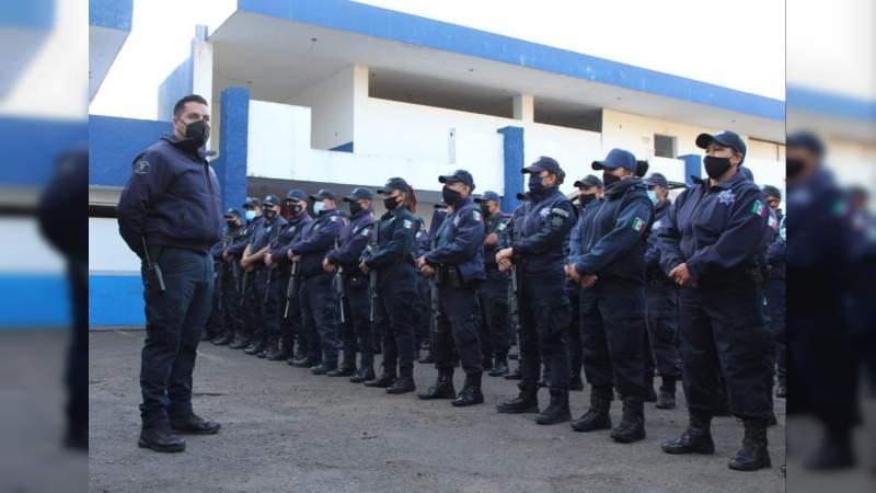 Eduardo Rincón Chávez, el nuevo titular de Seguridad Pública y Vialidad Municipal de Uruapan