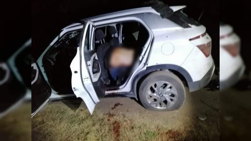 Enfrentamiento entre delincuentes en Tangamandapio, Michoacán, deja cinco muertos